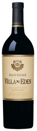 Villa Mt Eden Zinfandel Antique Vines